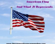 The Importance Of The American Flag And What It Represents