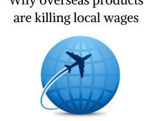 Why Overseas Products Are Killing Local Wages