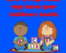 How Foreign Made Toys Harm Your Children's Health