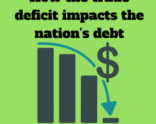 How The Trade Deficit Impacts The Nation's Debt