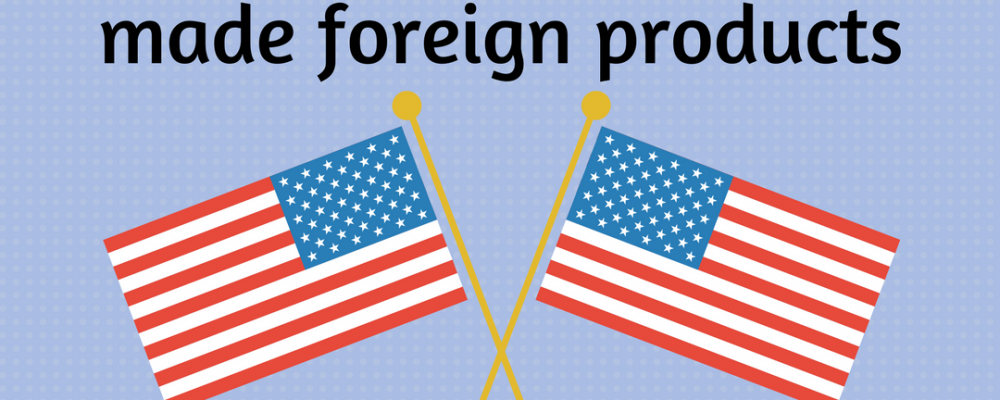 Why America Is The No 1 Choice For Dumping Badly Made Foreign Products