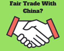 Fair Trade With China