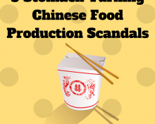 5 Stomach-Turning Chinese Food Production Scandals